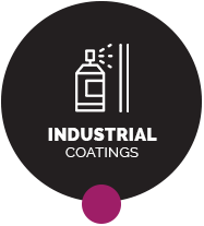 industrial coatings sprays reseller