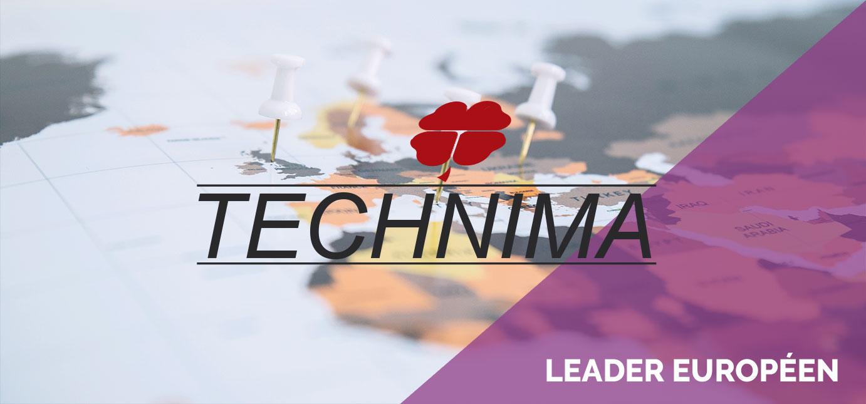 Groupe Technima leader européen